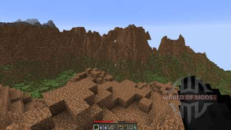Aizeroth The Land of Uncertainty for Minecraft