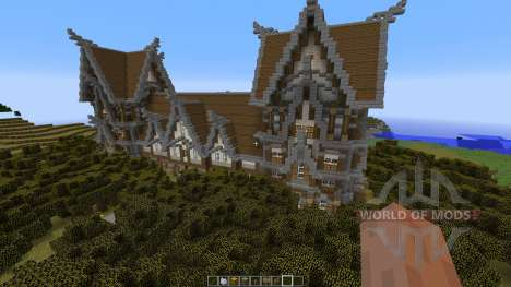 Braewood Manor The Scuttlers Legend for Minecraft