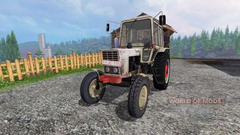 MTZ-80 for Farming Simulator 2015