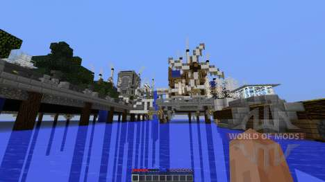 Mechanic City for Minecraft