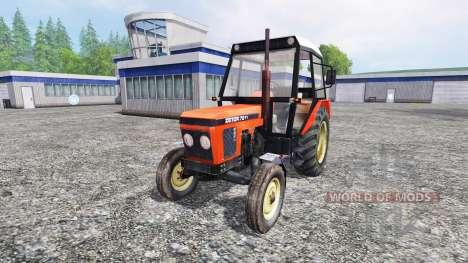Zetor 7211 for Farming Simulator 2015