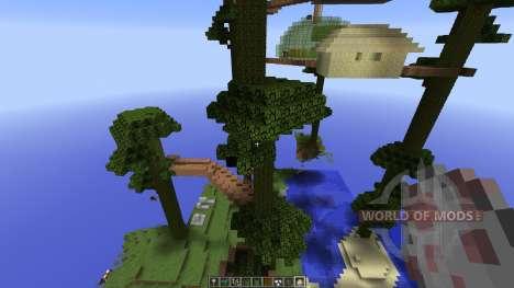 Tree City for Minecraft