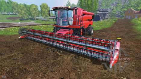 Case IH Axial Flow 7130 v1.0 for Farming Simulator 2015