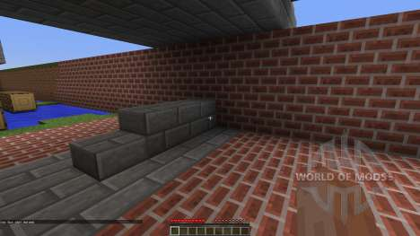 Frogger for Minecraft