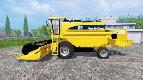New Holland TC54 for Farming Simulator 2015