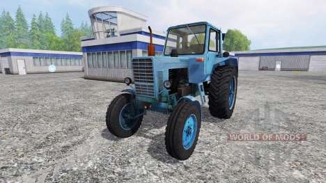 MTZ-80 v4.0 for Farming Simulator 2015