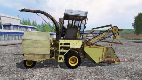 Fortschritt E 281 for Farming Simulator 2015