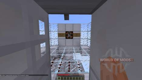 Skyblock Warriors Smart Moving Edition for Minecraft