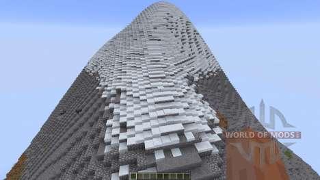 The Mollusc Custom Terrain for Minecraft