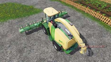 Krone Big X 1100 [30k] for Farming Simulator 2015