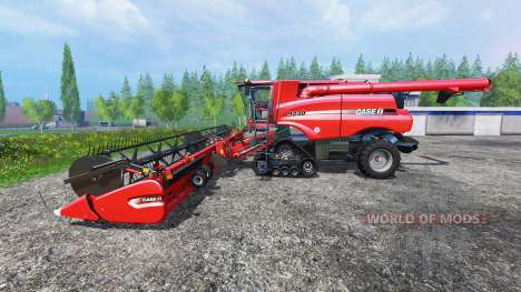 Case IH Axial Flow 9230 for Farming Simulator 2015