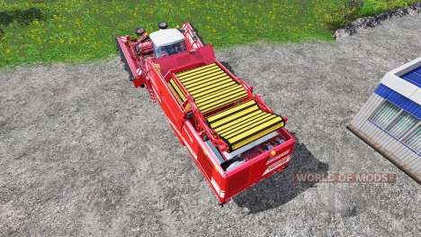 Grimme Tectron 415 [pack] for Farming Simulator 2015