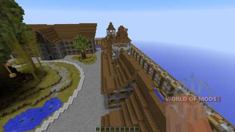 Aerien Dragnoz Competition Entry for Minecraft
