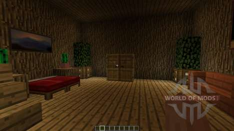 A Minecraft Tree house for Minecraft