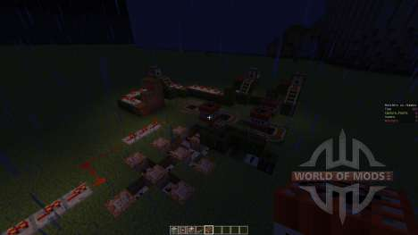 Monsters vs. Humans for Minecraft