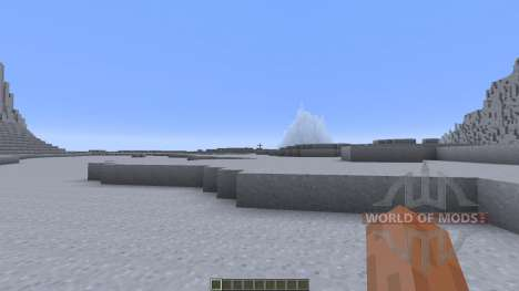 Extreme Mountains Custom Terrain for Minecraft