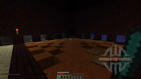 The Death Quadrant for Minecraft