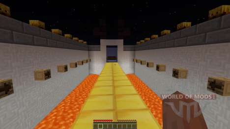 Zelda Moving Platform in Minecraft for Minecraft