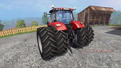 Case IH Puma CVX 240 v1.2 for Farming Simulator 2015
