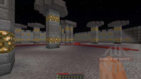 Silver Blade for Minecraft