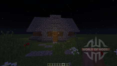 Medieval House for Minecraft