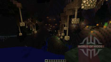 The Territory of Life for Minecraft