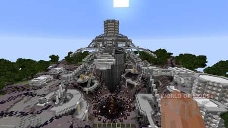 Excavation Zero for Minecraft