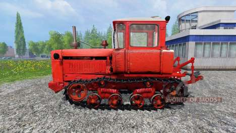 DT-75M for Farming Simulator 2015