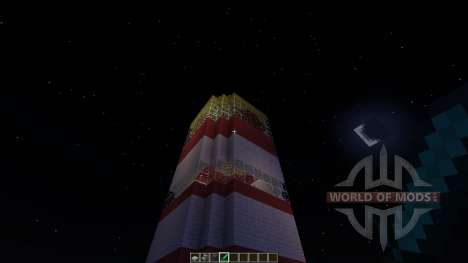 Working Light-House for Minecraft