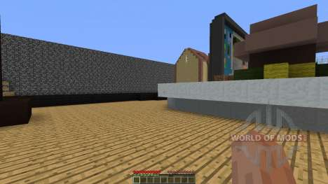 Table Survival for Minecraft