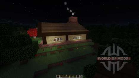 Humble Pond House for Minecraft