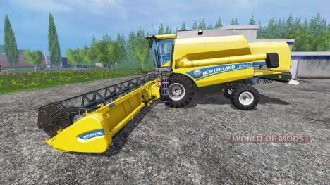 New Holland TC5.90 for Farming Simulator 2015