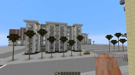 Los Santos from GTA for Minecraft