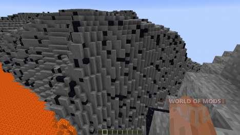 Volcano for Minecraft
