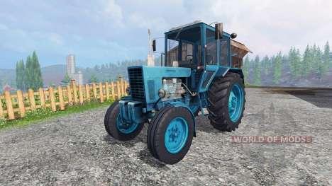 MTZ-80 v1.15 for Farming Simulator 2015