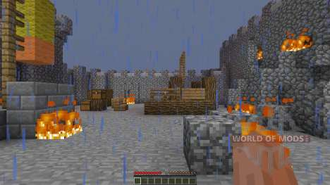 Free Roam MMORPG Multiplayer Experience for Minecraft