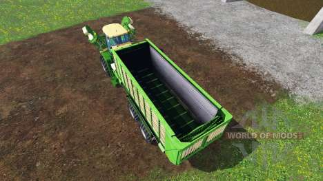 Krone BIG L500 [120000 liters] for Farming Simulator 2015