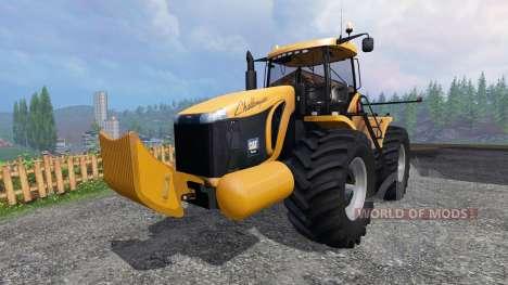 Challenger MT 955C for Farming Simulator 2015