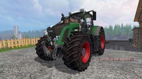 Fendt 924 Vario v3.0 for Farming Simulator 2015