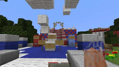WIPEOUT for Minecraft