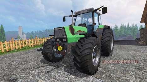 Deutz-Fahr AgroStar 6.61 v0.5 for Farming Simulator 2015