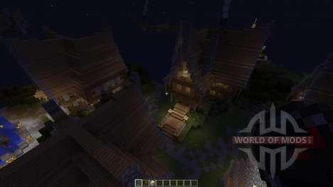 MedievalCubeCity for Minecraft
