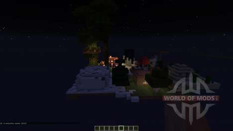 Clash of Biomes for Minecraft