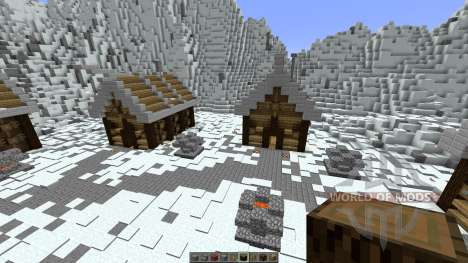 The Dwarven Temple of Aldeah for Minecraft