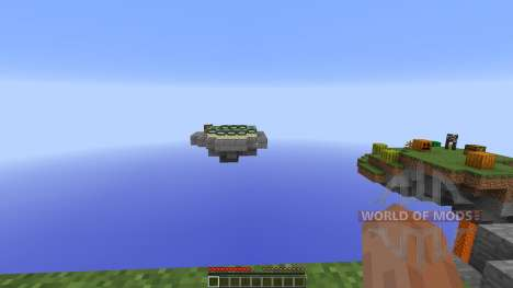 Sky Island Survival for Minecraft