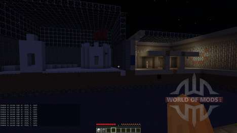 Cagefighting By DJEPICOM for Minecraft