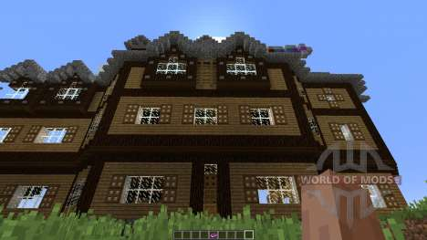 Medieval Nowhere for Minecraft