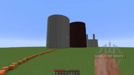 Parkour towers for Minecraft