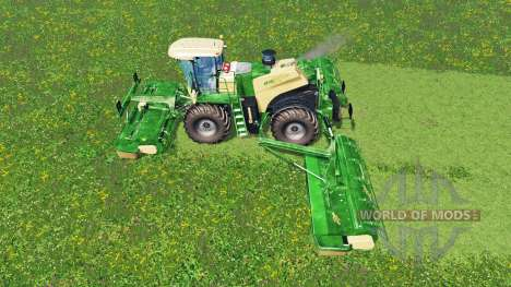 Krone Big M 500 for Farming Simulator 2015