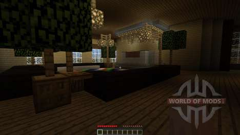 Minecraft map The Mansion for Minecraft